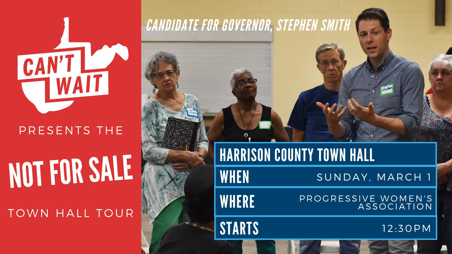 Harrison Town Hall graphic