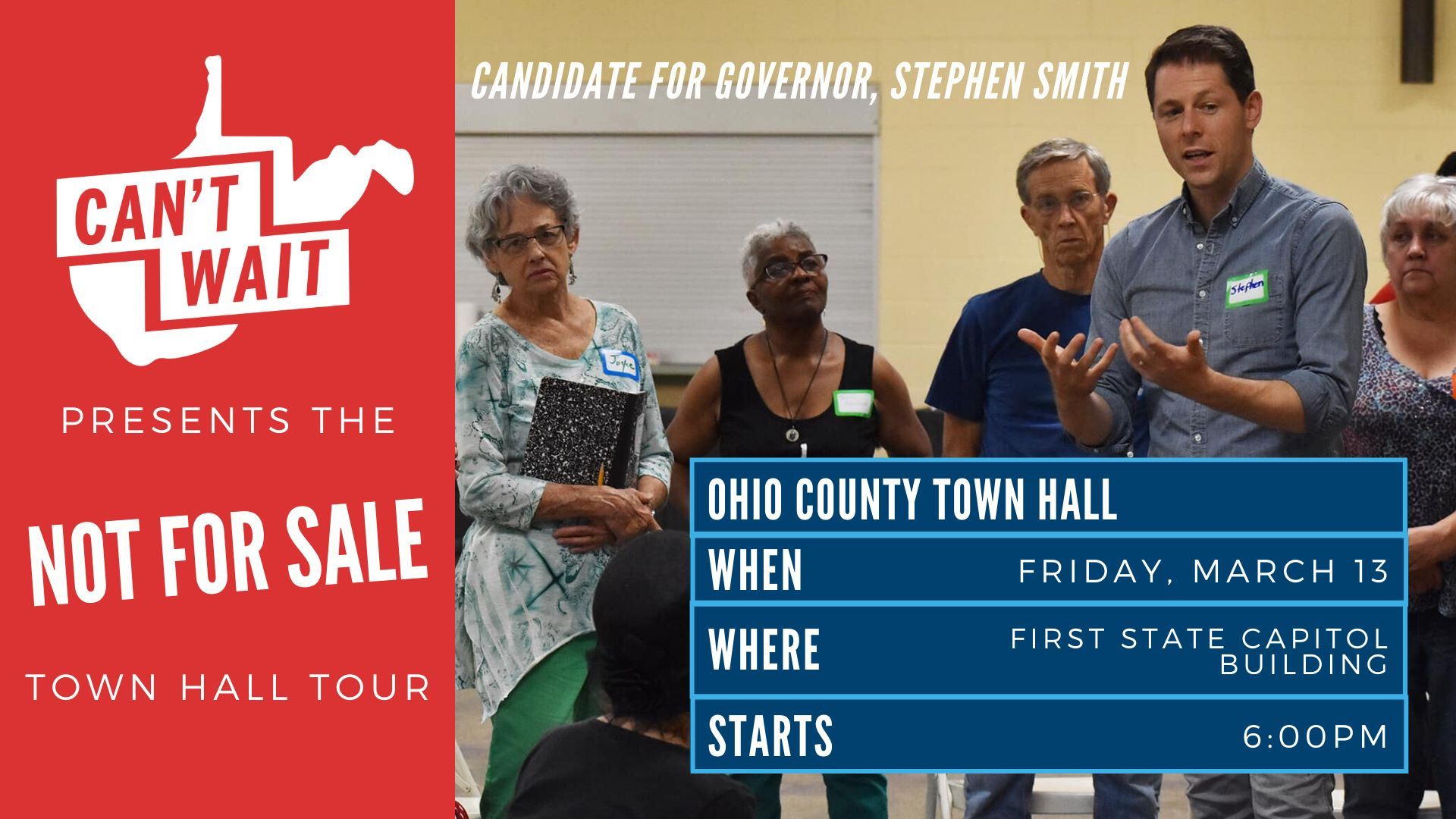 Ohio County Town Hall graphic