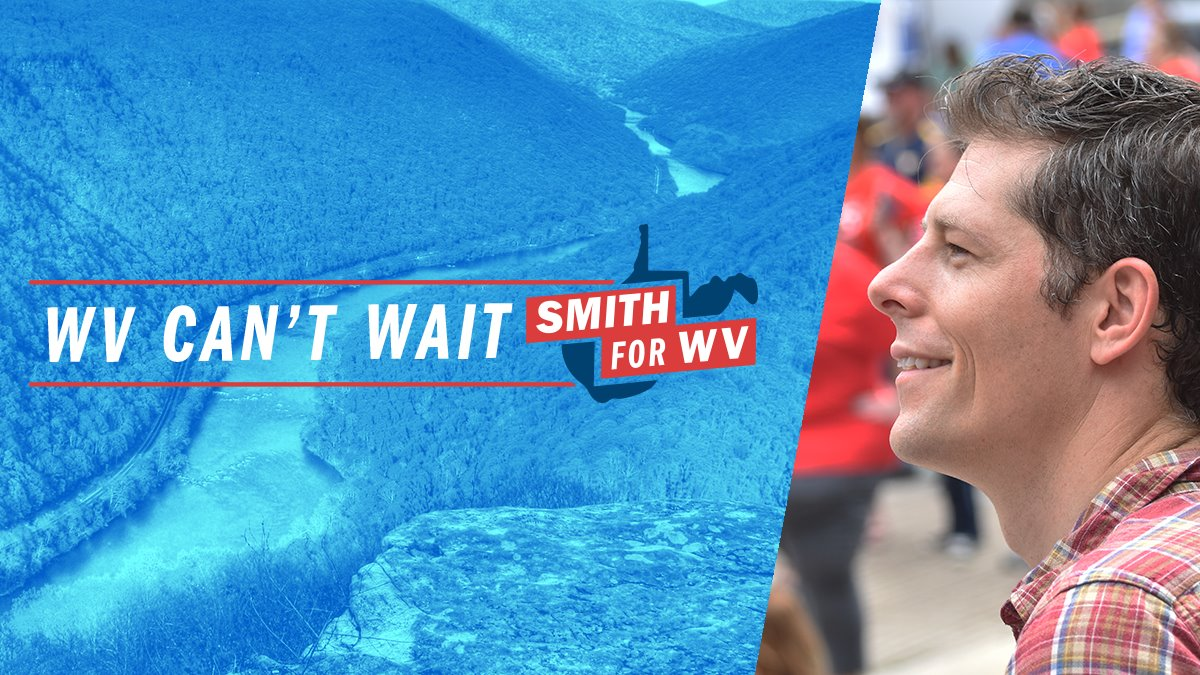 Smith for WV graphic